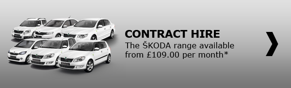 ŠKODA Business Direct - Competitive Contract Hire and Leasing Offers... Click here for more information