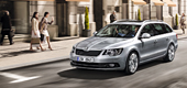 Nowa ŠKODA Superb