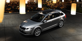 The new Octavia Estate