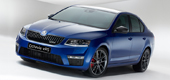 The new Octavia vRS