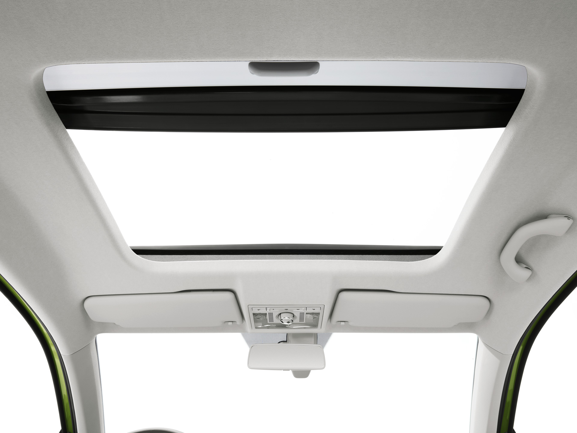 ŠKODA Citigo panoramic sunroof