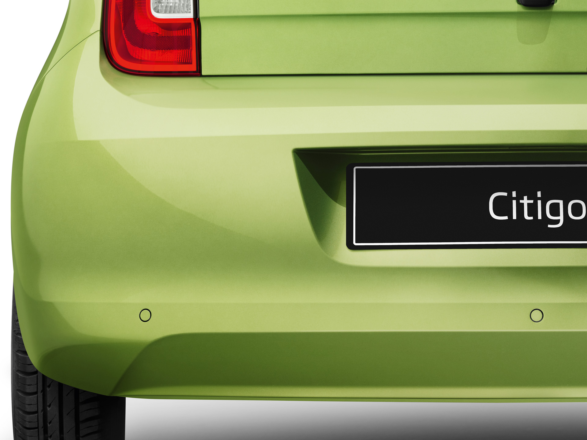 ŠKODA Citigo Parking Sensors