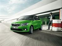 Design ŠKODA Fabia RS