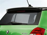 Spoiler de toit KODA Fabia RS 