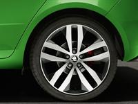 ŠKODA Fabia Combi RS Wheels