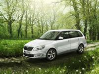 KODA Fabia GreenLine Design