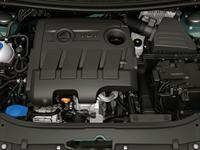 KODA Fabia GreenLine Engines