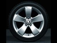 KODA Fabia Alloy Wheels