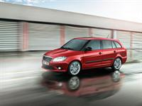 Design KODA Fabia Combi