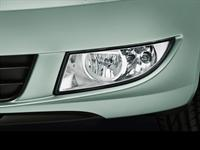 KODA Fabia front fog headlamps with Corner function