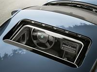 ŠKODA Fabia Electrically controlled roof window