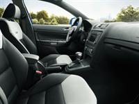 ŠKODA Octavia RS Sport seats and upholstery with emblem