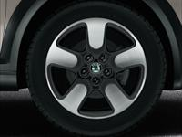 KODA Octavia Scout Wheels