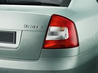 KODA Octavia Rear headlamps