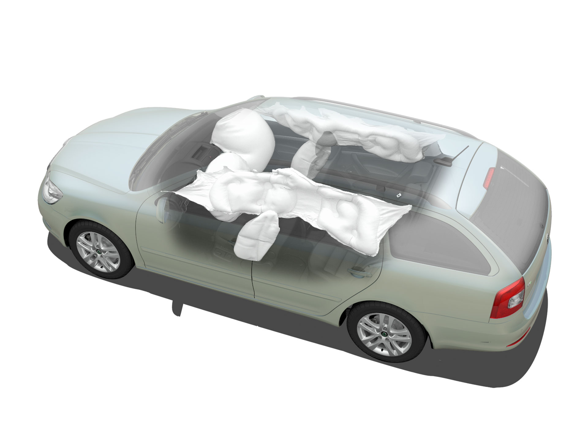 ŠKODA Octavia Safety