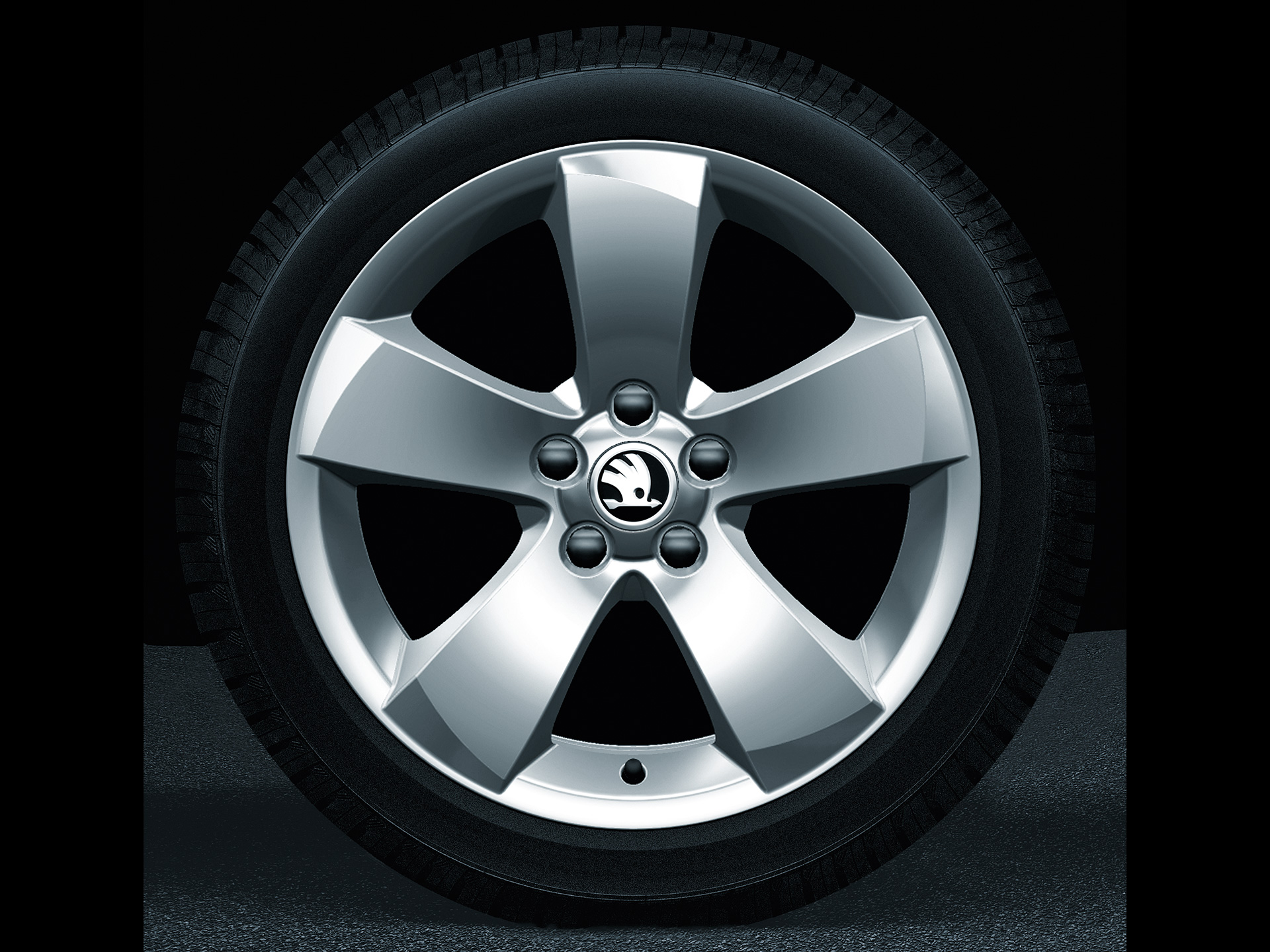 ŠKODA Roomster Scout Wheels