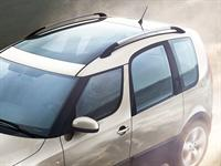 ŠKODA Roomster Scout roof rails