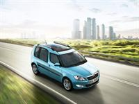 Design ŠKODA Roomster