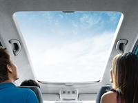 ŠKODA Roomster Panoramic Roof