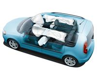 ŠKODA Roomster Safety