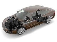 ŠKODA Superb Engines