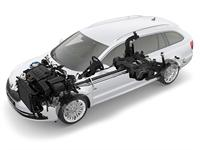 ŠKODA Superb Combi Engines