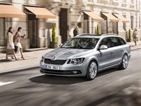 ŠKODA Superb Combi Design