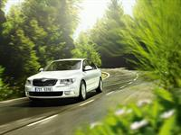 ŠKODA Superb GreenLine Design