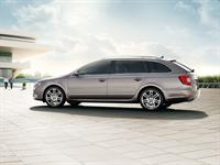 Design ŠKODA Superb Combi