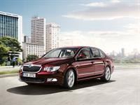 Design ŠKODA Superb