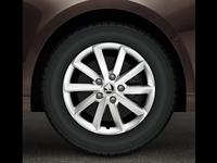 Low rolling resistance tyres