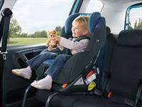 Isofix anchoring points 