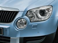 ŠKODA Yeti Headlamps