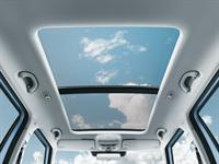 KODA Yeti Panoramic Roof Window