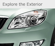 Explore the exterior