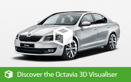 Discover the new 3D Octavia Visulaiser
