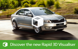 Discover the new 3D Rapid Visulaiser